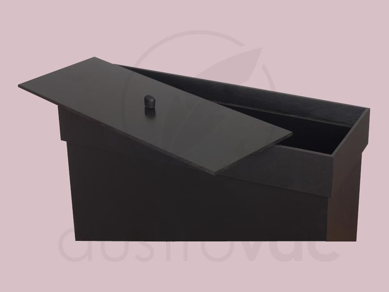 Wäscheschacht Deckel flachkanal 160x400mm flachkanal deckel abs für wäscheschacht